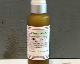 Ageless Amazon Antioxidant Facial Serum - 1.7 oz