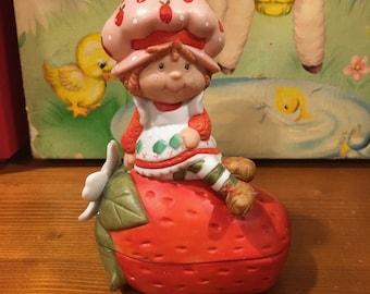 Strawberry Shortcake Jewel Case