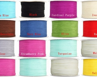 10 Meters Nylon Knotting Cord - 1mm