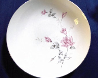 Rose Glow Serving Bowl by Castlecourt