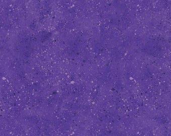Wilmington Prints - Essentials - Brights - Spatter Texture - Purple