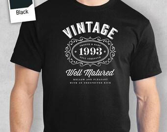 25th Birthday, 1993 Birthday, Men's TShirt, 25th Birthday Legend. 25th Birthday Gift, 25th Birthday Idea, 25 Birthday Present