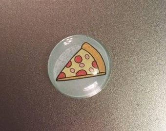 Pizza slice magnets, set of 4