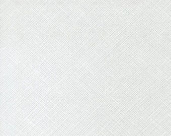 Architextures - Crosshatch White - Carolyn Friedlander - Robert Kaufman (AFR-13503-1)