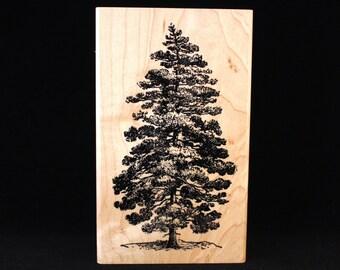 "Pine Tree (2.75"" x 5"")"