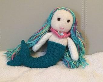 Pretty mermaid doll
