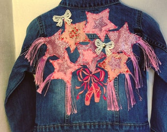 """Jacket 5 """"Star dancer"""""""
