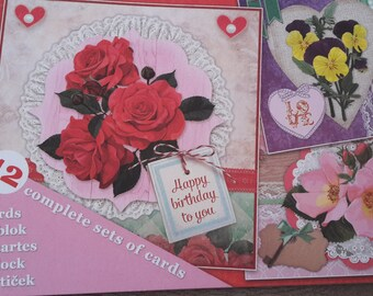 Cards to make flowers