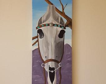 Horse - Original Acrylic