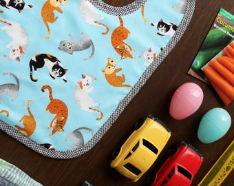 Kitties Bib