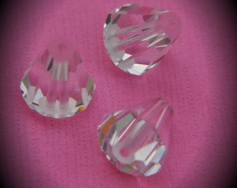 5400 Genuine Rare Swarovski Crystal Clear Beads