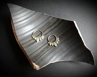 earrings *drops*