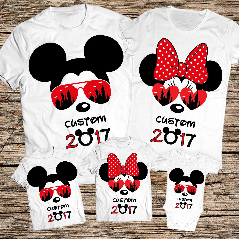 Disney Shirts Disney Sunglasses Family Shirts Disney Family