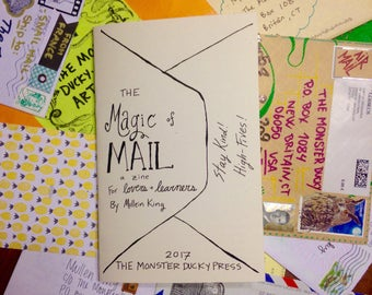 The Magic of Mail a Zine for Lovers and Learners