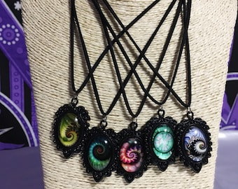 Twilight Necklace Collection