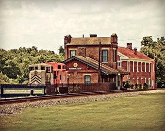 Stevenson Alabama Historic Depot
