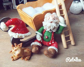 Father Christmas - Santa Claus Wepam