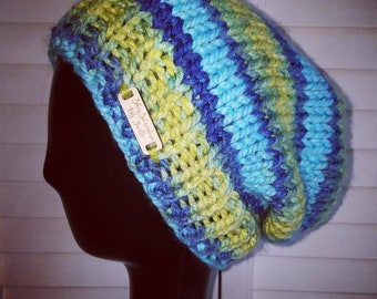 Spring Fever Slouchy Beanie