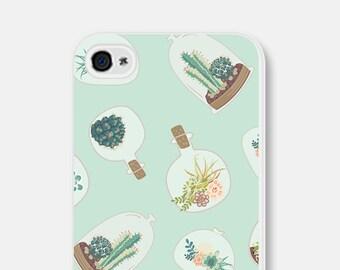 Gift iPhone SE Case iPhone 6 Case Samsung Galaxy S7 Case Cactus iPhone 7 Case Phone Case Unique Succulent iPhone 6 Case Cactus iPhone 5 Case
