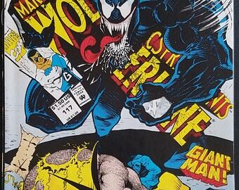 Marvel Comics Presents #117 (1992) Comic Book