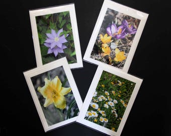 Photo Cards Flowers  Group 1