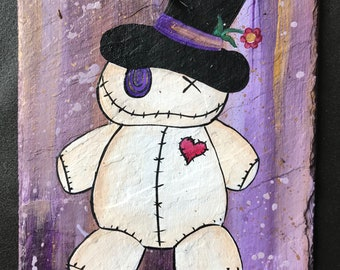 Mojo Man. Hangs around to help give you luck in love!