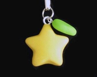Star Papou Fruit Kingdom Hearts Keychain