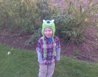 Children's Monsters Inc. Mike Wasowski Hat