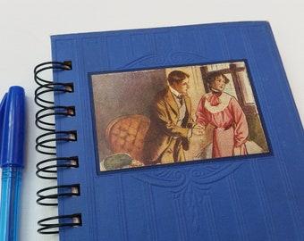 Little Women, Recycled Book Journal, Notebook