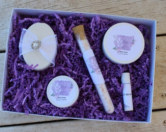 Monthly Subscription Box - Monthly Gift Box - Subscription Box - Spa Subscription Box - Subscription Gift - Spa Gift Sets - Spa Gift Box