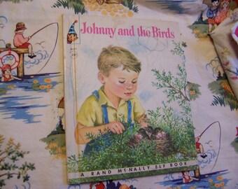 rand mcnally johnny and the birds
