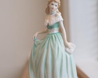 "Royal Doulton ""Charlotte"" Figurine  HN 4303"