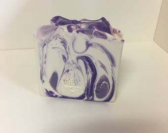 Blackberry Musk Soap / Artisan Soap / Handmade Soap / Soap / Cold Process Soap