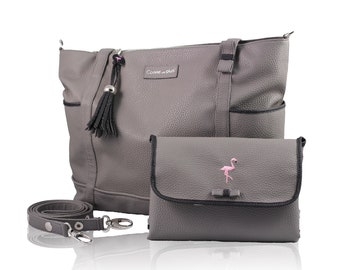Diaper bag (changing mat included)
