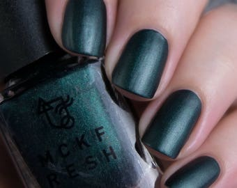 Rule of Threefold - Frosted Matte Finish