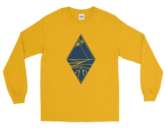 Blue Diamond Mountain (Long Sleeve)