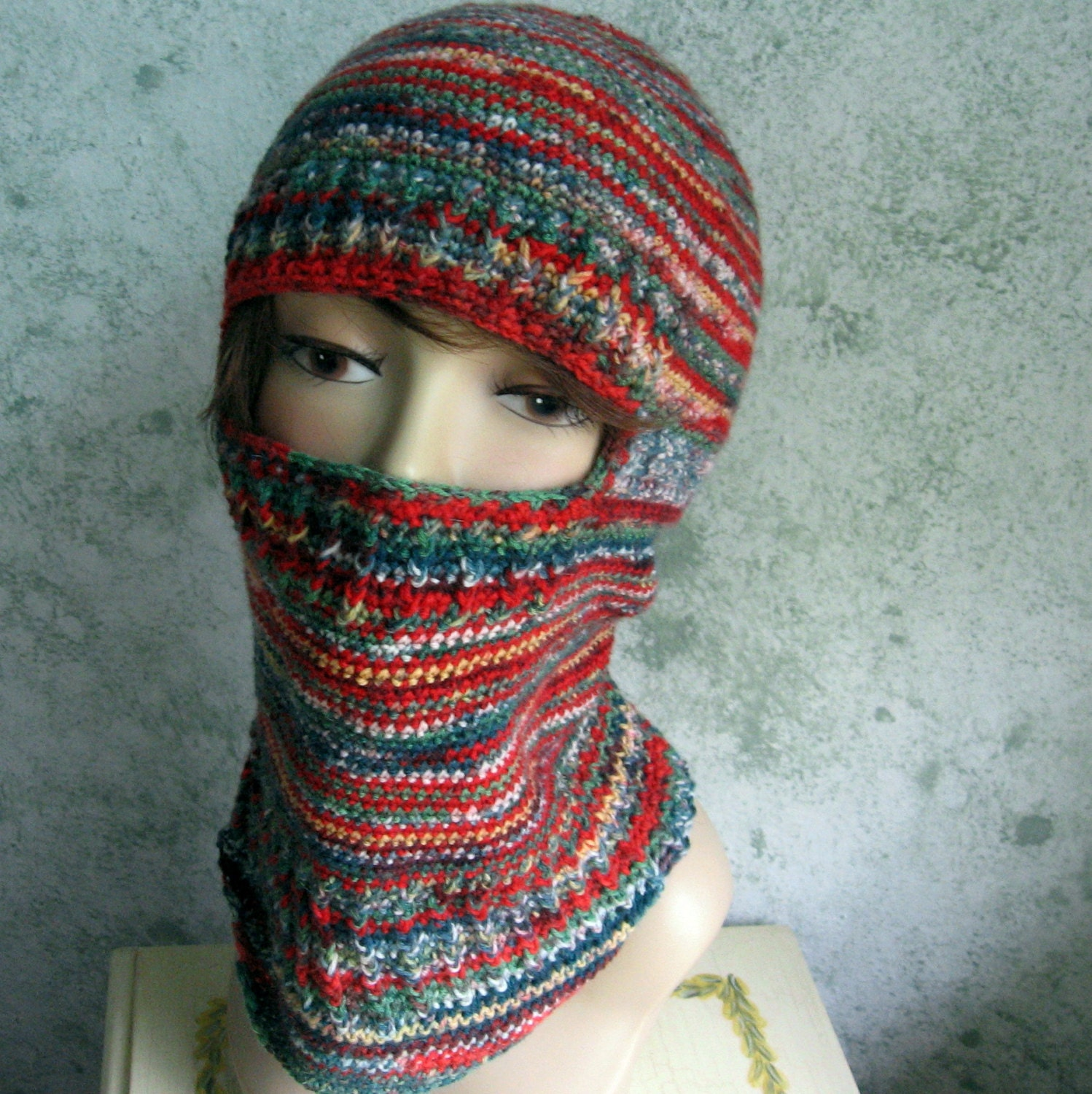 Crochet Ski Mask Pattern Swedish Balaclavas Adult Womens And Men ...