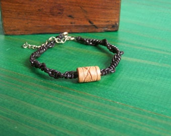 Ceramic bracelet child or small size Earth and jewelry
