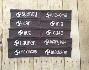 TEAM PRICE Soccer Spirit, Spirit Gift, Soccer Team, Team Spirit, Soccer Headband, Spirit Soccer, Soccer Gift, Custom Headband, Accessories