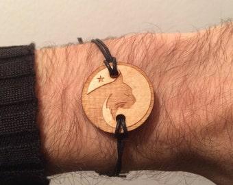 Bracelet Bearz Lynx Rond