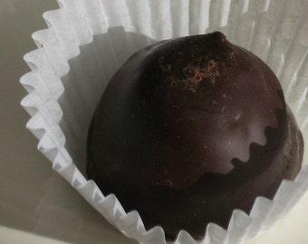 Earl Grey a la Creme Truffles