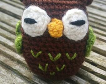 Cute Forest Owl BENNY