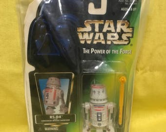 Starwars R5-D4 Kenner Action Figure