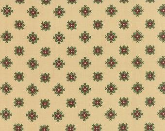 Christmas Gathering by Primitive Gatherings - Parchment - Moda 1170 12