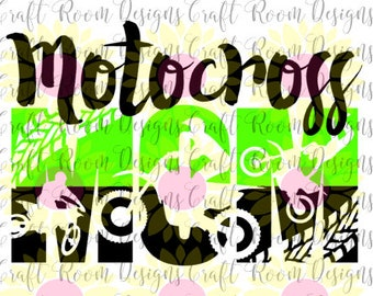 Motocross Mom Digital Design