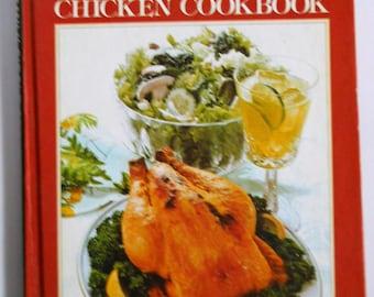 Vintage 1970s Cookbook - Creative Chicken Cookbook - Family Circle Magazine Recipes - 1978