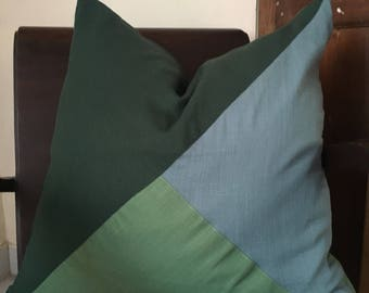 Color Block Pillow - Hoi An Collection