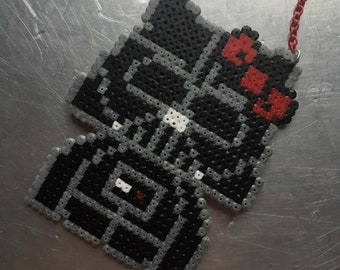 Star Wars Hello Kitty Darth Vader Necklace