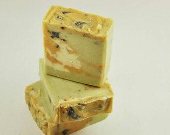 Patchouli & orange Soap