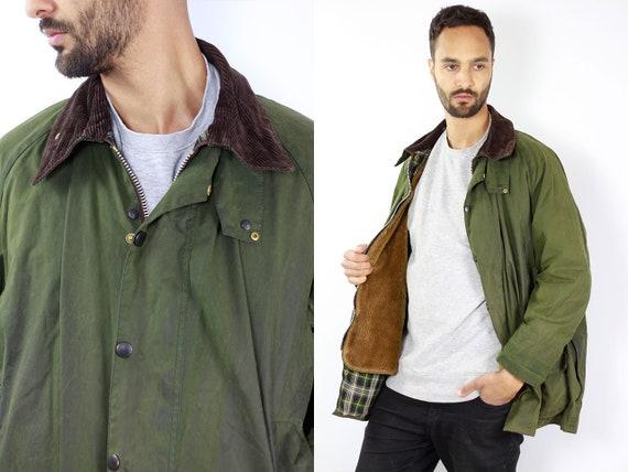 Barbour Jacket Green Barbour Jacket Barbour Coat Barbour Baufort Barbour Wax Jacket Barbour Wax Coat Vintage Wax Coat Vintage Wax Jacket
